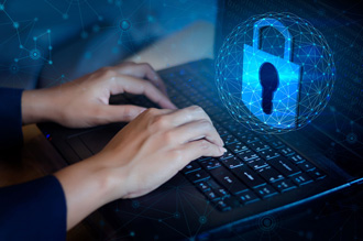 information security is being assessed